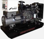 Máy phát điện Hữu Toàn HT5F6-Diesel 60KVA