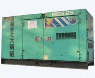 Máy phát điện Nippon 4PĐ-02 25KVA