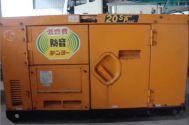 Máy phát điện DENYO DCA-20SPK