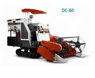 Máy gặt đập liên hợp Kubota DC60