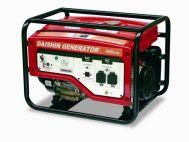 Máy phát điện Daishin SGB6001HSa Gasoline Generator with Electri