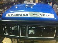 Máy phát điện YAMAHA DM2700CX FW