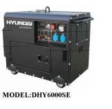 Máy phát điện Hyundai DHY 6000SE-3 (3 PHA)