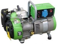 Máy phát điện Dynamic CC2000NG (máy phát điện bằng Biogas)