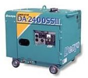 Máy phát điện Denyo DA-2400SSIII