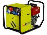 Máy phát điện PRAMAC S4500