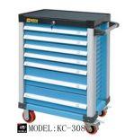 TỦ ĐỰNG ĐỒ NGHỀ ( 7 Ngăn) (Có khay trên nắp tủ ) Model:KC-308