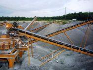 Máy nghiền sàng đá công suất 100 tấn/giờ