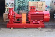 Máy bơm điện Ebara 132kw/180HP