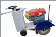 Máy cắt bê tông chạy bằng động cơ dầu D-330VN
