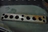 Thanh chữ nhật máy uốn sắt GW