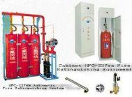 Hệ thống chữa cháy bằng khí N2 HFC-227 EA - CQQ100/2.5MPa