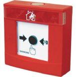 Nút nhấn khẩn báo cháy loại địa chỉ, UL Siemens BDS121A
