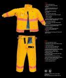 Bộ Quần áo cứu hỏa Fyrepel QA7951