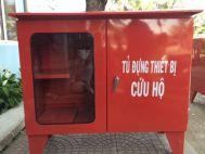 Tủ phòng cháy chữa cháy 400x600x220mm
