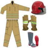 Quần áo PCCC combo 5 món theo thông tư 48 Bộ Công An BCA-05
