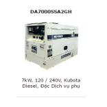 Máy phát điện Multiquip DA7000SSA2GH