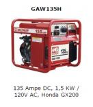 Máy phát điện hàn Multiquip GAW135H