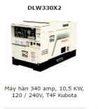 Máy phát điện hàn Multiquip DLW330X2