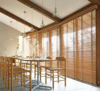Rèm sáo gỗ: chọn gỗ tự nhiên hay gỗ ép