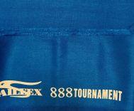 Nỉ Ailexex 888 màu xanh hòa bình