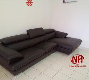 sofa góc da MS54