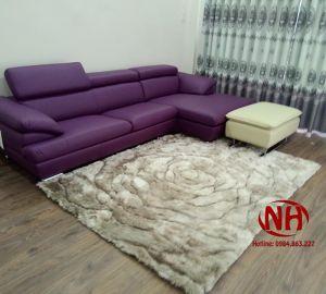 Sofa góc da MS57