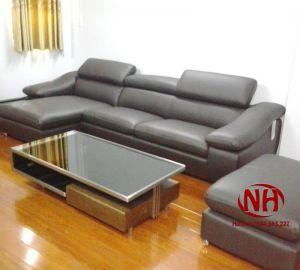 sofa góc da ms 59