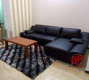sofa góc da MST62