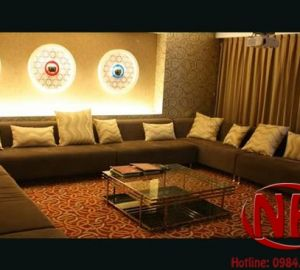sofa phòng hát ms102