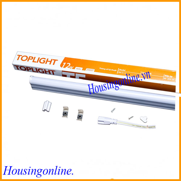 Đèn tuýp Led TOPLight T5 - 0,9m-12W