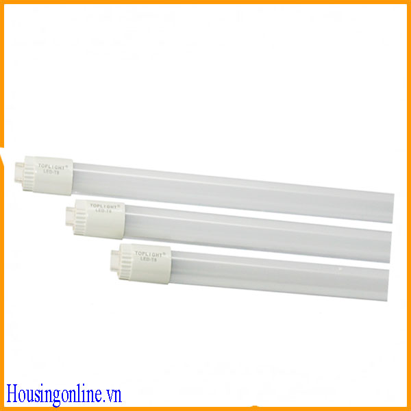 Đèn tuýp led T8 - 0,6m - 9W TOPLight