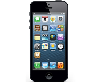 iPhone 5 - Đen 16GB