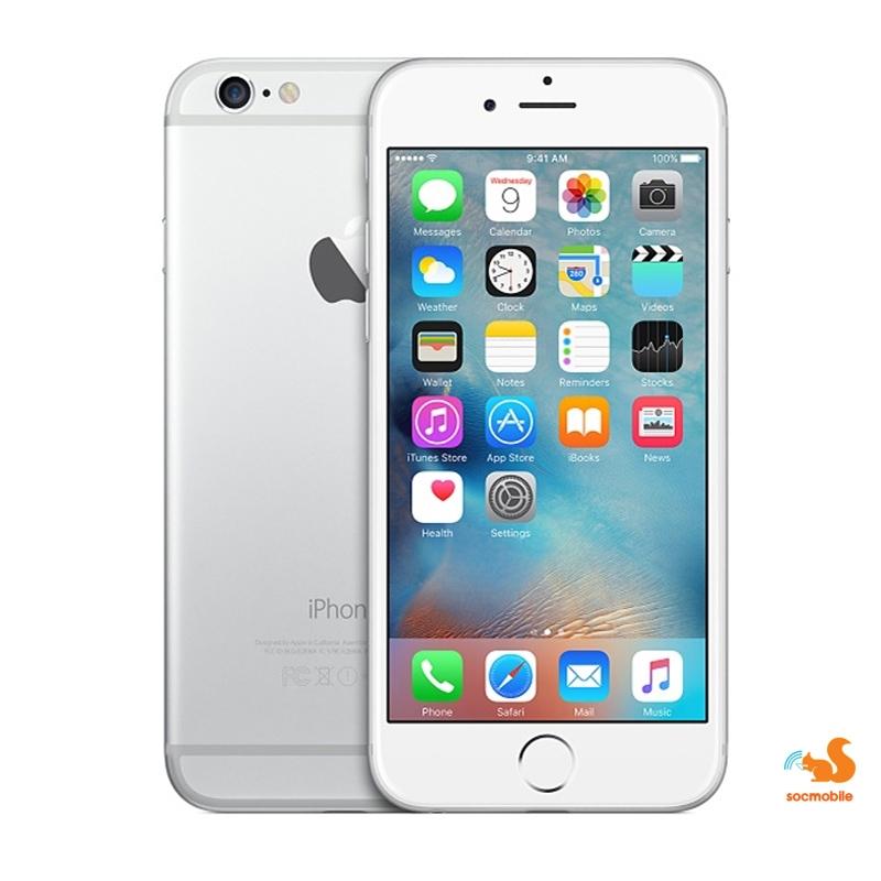 iPhone 6 Plus - 16GB Trắng