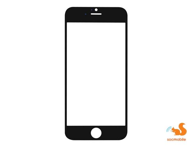 Thay mặt kính iPhone 5, 5s, 5c
