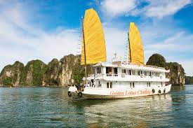 HA LONG BAY - CAT BA TOUR FOR 3 DAYS 2 NIGHTS (1 NIGHT ON GOLDEN LOTUS CLASSIC CRUISE & 1 NIGHT AT CATBA HOTEL