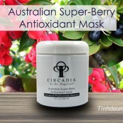 Australian Super-Berry Antioxidant Mask/Mặt Nạ Trắng Bóng Siêu Berry