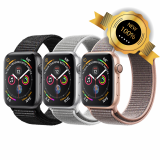 Apple Watch Series 4 (44 MM) GPS Nhôm - Dây Vải