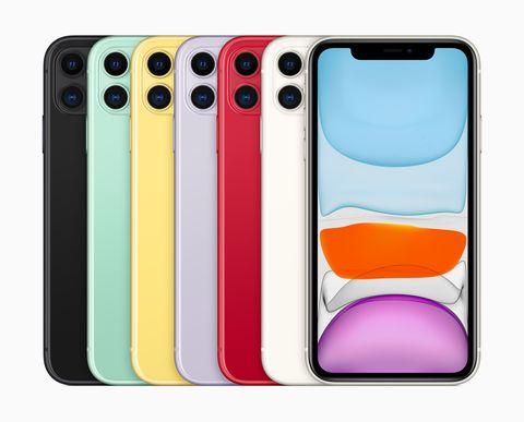 iPhone 11 Quốc Tế (64Gb) 2sim - Mới 100%
