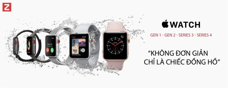 APPLE WATCH ĐỦ MÃ