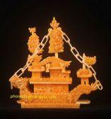 Thuyền Buồm Ngọc Hoàng Long MSP:TBNHL5600