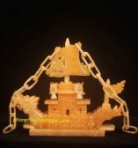 Thuyền Buồm Phong Thủy MSP: TGPT4500