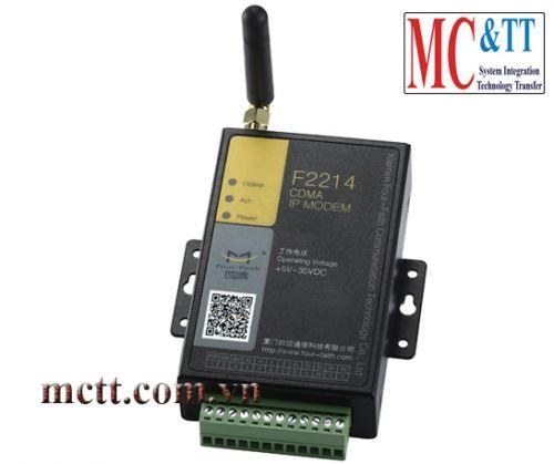F2214 CDMA IP MODEM (DTU)
