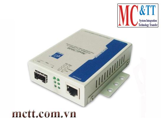 Bộ chuyển đổi quang điện 1 cổng 10/100/1000M Ethernet sang quang SFP 3Onedata Model3011