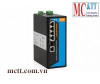 Switch công nghiệp 4 cổng PoE Ethernet + 1 cổng Combo Gigabit SFP 3Onedata IPS315-1GC-4POE