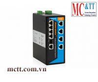 Switch công nghiệp quản lý 4 cổng Ethernet + 4 cổng PoE Ethernet + 1 cổng Combo SFP 3Onedata IPS719-1GC-4POE