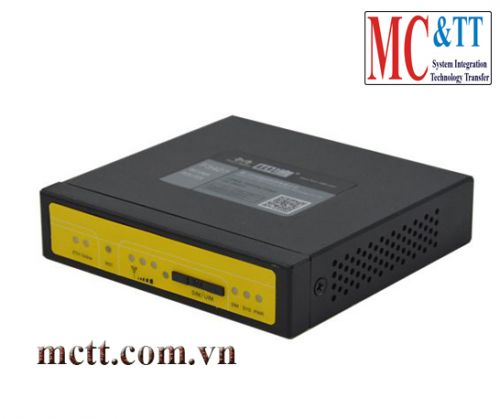 F3427 WCDMA Industrial Cellular Router
