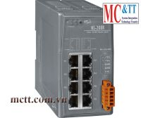 Switch công nghiệp 8 cổng Ethernet 10/100 Mbps ICP DAS NS-208R