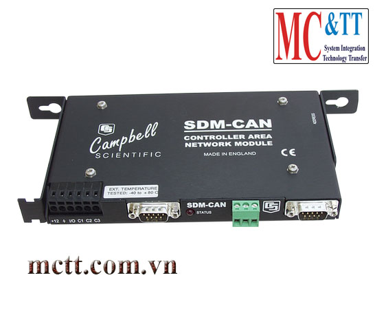 Module giao diện Datalogger-CANbus Campbell Scientific SDM-CAN
