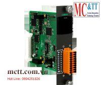Module 16/8 kênh đầu vào tương tự, 16 bit, tốc độ lấy mẫu 250k ICP DAS I-9014